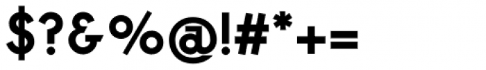 Noticia Extrabold Font OTHER CHARS