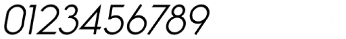 Noticia Oblique Light Font OTHER CHARS
