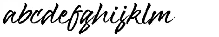 Notorious Black Font LOWERCASE