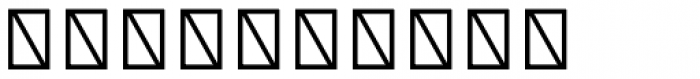 Notorious Catchwords Font OTHER CHARS