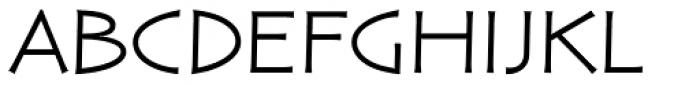 Nova Lineta Std Extended Font UPPERCASE
