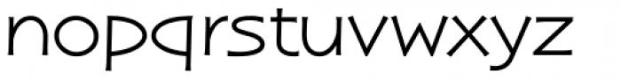 Nova Lineta Std Extended Font LOWERCASE