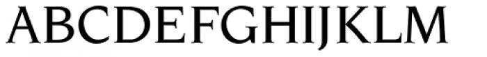 Novarese Pro Medium Font UPPERCASE