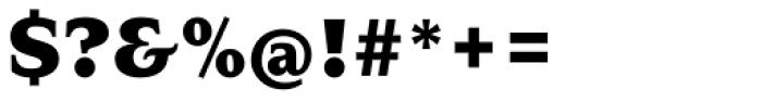 Novarese Pro Ultra Font OTHER CHARS