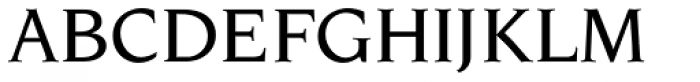 Novarese Std Medium Italic Font UPPERCASE