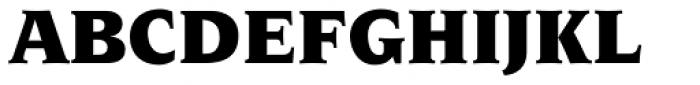 Novarese Std Ultra Font UPPERCASE