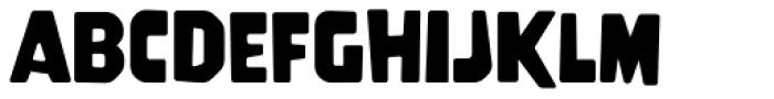 Nove Font LOWERCASE