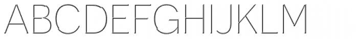 Novecento Carved Light Font UPPERCASE