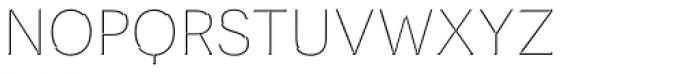 Novecento Carved Light Font LOWERCASE