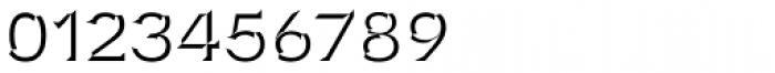 Novecento Carved Wide Medium Font OTHER CHARS