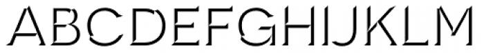 Novecento Carved Wide Medium Font UPPERCASE