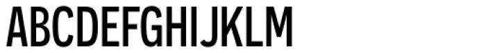 Novecento Sans Cond Medium Font UPPERCASE