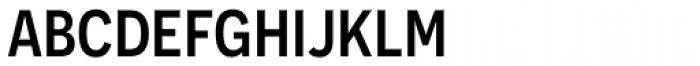 Novecento Sans Narrow Medium Font LOWERCASE