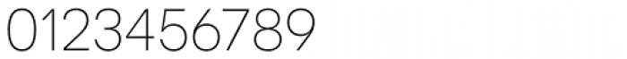 Novecento Sans UltraLight Font OTHER CHARS