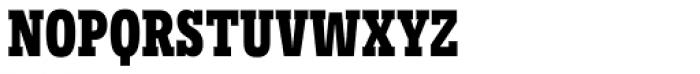 Novecento Slab Condensed Bold Font LOWERCASE