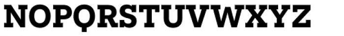 Novecento Slab DemiBold Font LOWERCASE