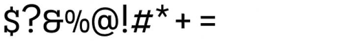 Novecento Slab Normal Font OTHER CHARS