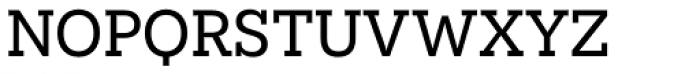 Novecento Slab Normal Font LOWERCASE