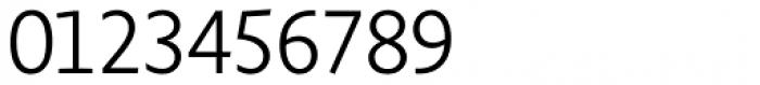 Novel Display Light Condensed Font OTHER CHARS