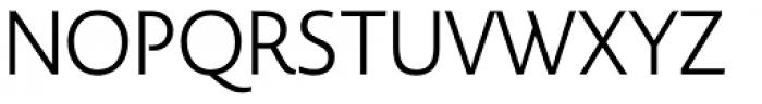 Novel Display Light Condensed Font UPPERCASE
