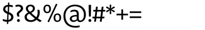 Novel Display Medium Font OTHER CHARS