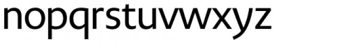 Novel Display Medium Font LOWERCASE