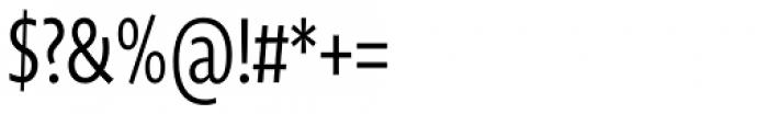 Novel Display Regular Extra Compressed Font OTHER CHARS
