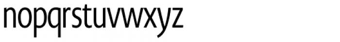 Novel Display Regular Extra Compressed Font LOWERCASE