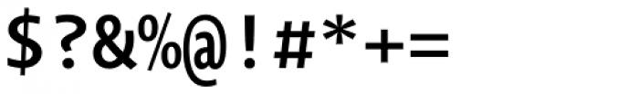 Novel Mono Pro SemiBold Font OTHER CHARS