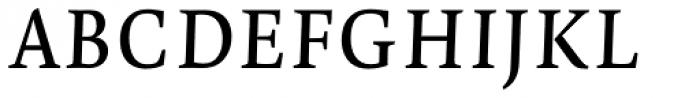 Novel Pro Italic Font UPPERCASE
