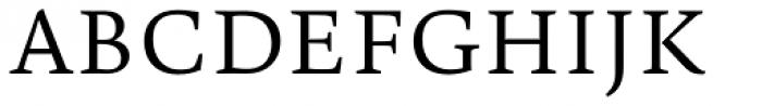 Novel Pro Light Font UPPERCASE