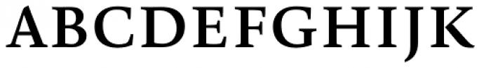 Novel Pro SemiBold Font UPPERCASE