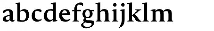 Novel Pro SemiBold Font LOWERCASE