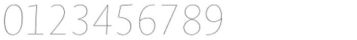 Novel Sans Hair 10 Italic Font OTHER CHARS