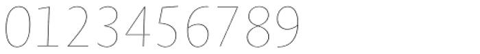 Novel Sans Hair 12 Italic Font OTHER CHARS