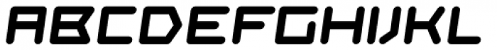 Novella Bold Italic Font UPPERCASE