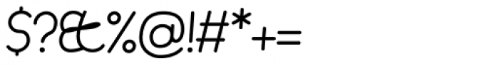November Script Medium Font OTHER CHARS