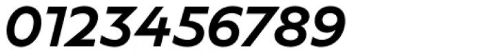 Novera Modern Bold Italic Font OTHER CHARS