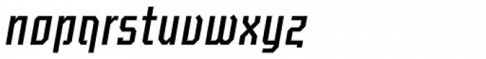 Novice Cond Bold Obl Font LOWERCASE