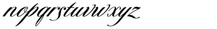 Novita Font LOWERCASE