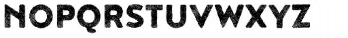 Noyh A Bistro Smoke Font UPPERCASE