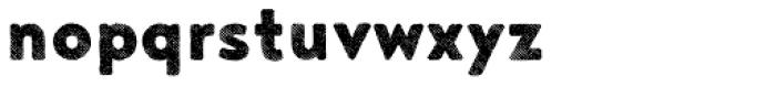 Noyh A Bistro Smoke Font LOWERCASE