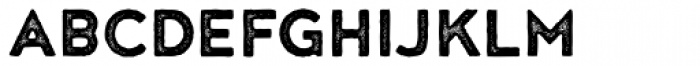 Noyh A Cafe Press 1 Font UPPERCASE