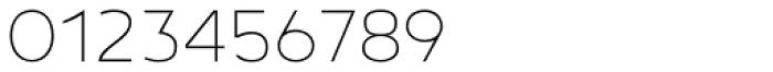 Noyh Geometric Extra Light Font OTHER CHARS