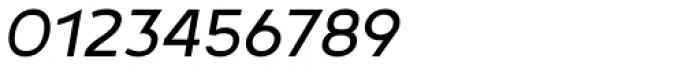 Noyh Geometric Italic Font OTHER CHARS
