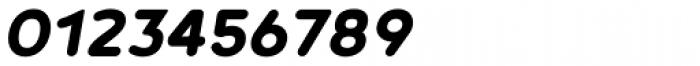 Noyh R Heavy Italic Font OTHER CHARS