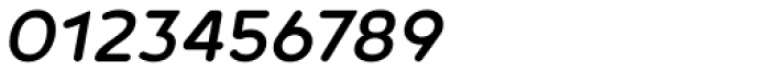 Noyh R Medium Italic Font OTHER CHARS
