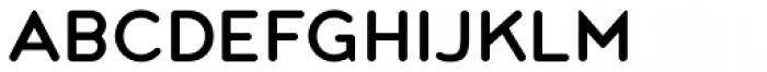 Noyh R Medium Font UPPERCASE
