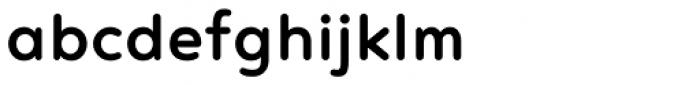 Noyh R Medium Font LOWERCASE