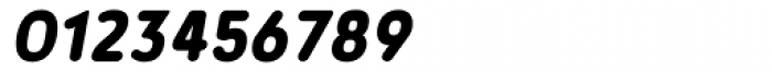 Noyh Slim R Heavy Italic Font OTHER CHARS